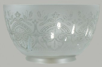 GLASS KEON FROST ETCHED 3090041